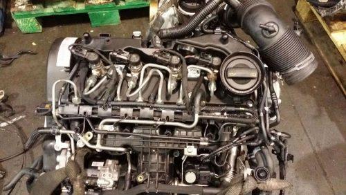 Motor Volkswagen 1.6 TDI tipo de motor CAY 976564