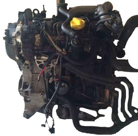 MOTOR RENAULT  1. 9 DCI F9Q800, F9Q 800,  RENAULT MEGANE, LAGUNA, 120 CV