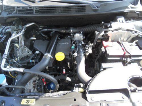 motor nissan qashqai 1.5 dci 110cv