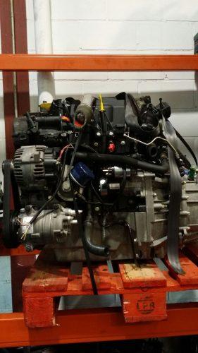 MOTOR RENAULT MEGANE II 1. 5 86CV K9K724