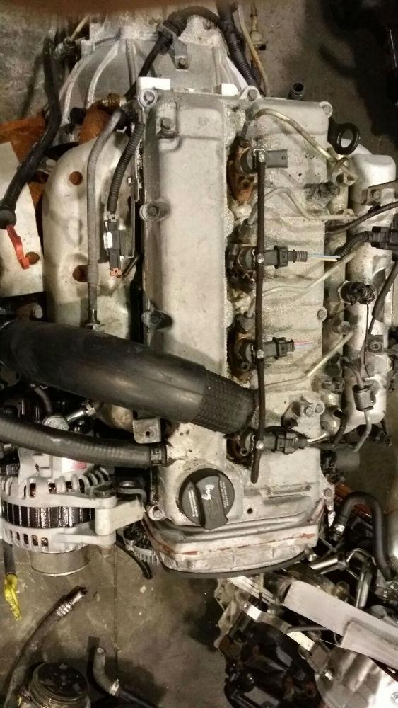 motor kia sorento diesel