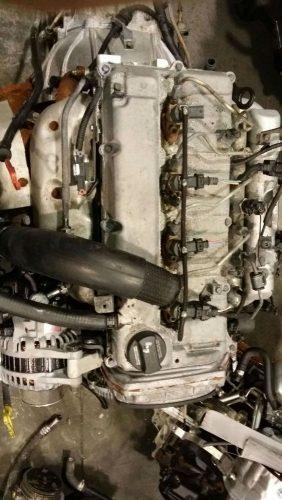 MOTOR KIA SORENTO 2. 5 crdi  140 cv