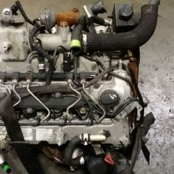 motor ssangyong 5 cilindros diesel