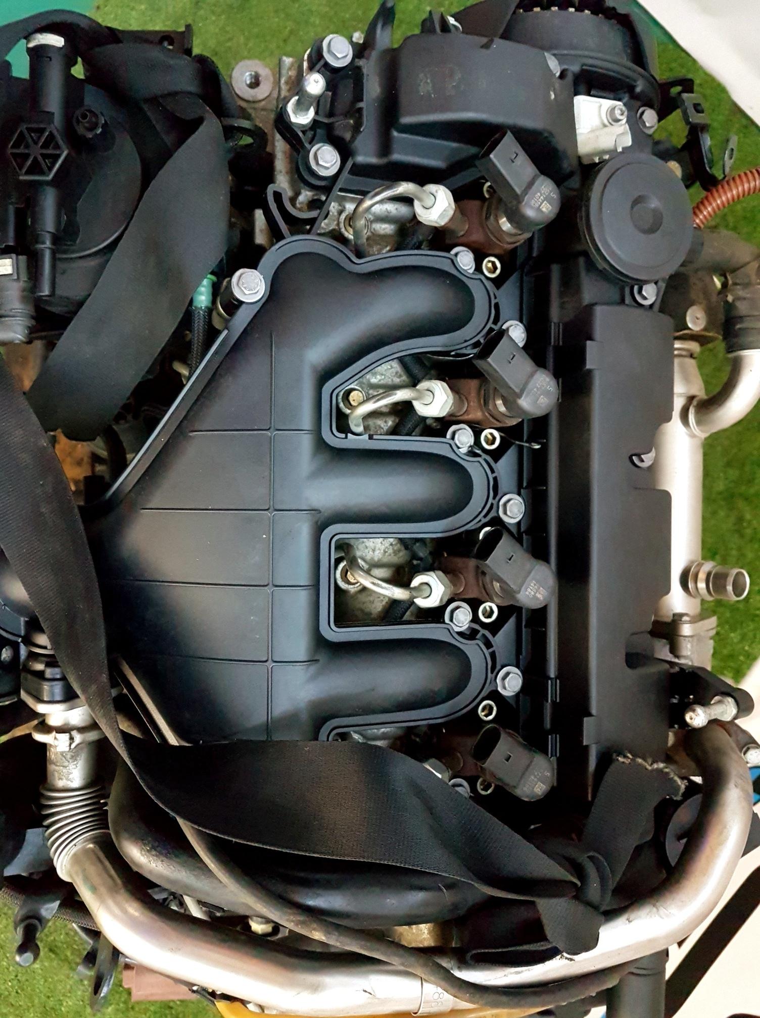 MOTOR Ford Focus II 2. 0 TDCI, año 2005. Ref. Motor G6DA